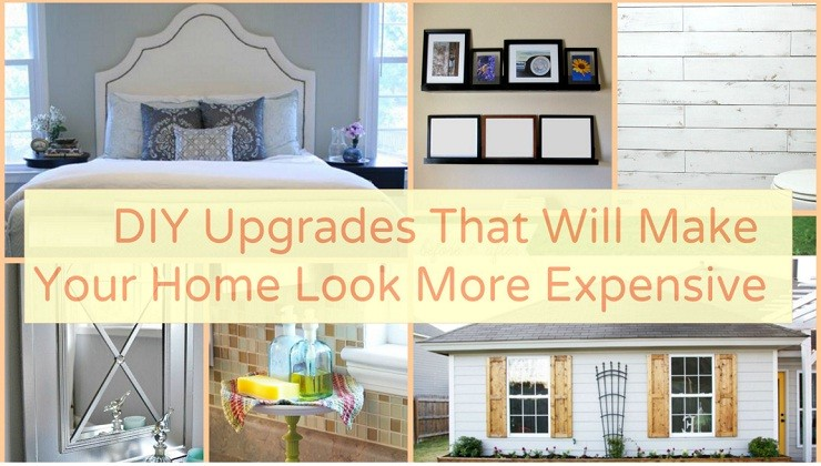 32 DIY Upgrades that will make your Home look more Expensive