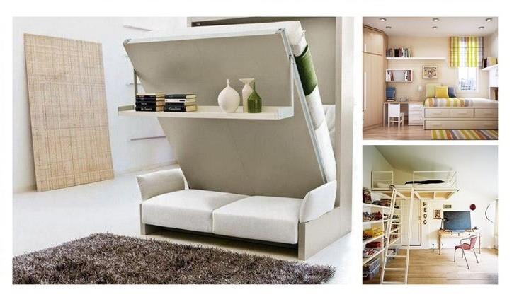 Small Bedroom Space-Saving Ideas