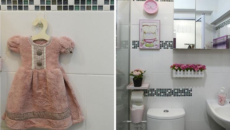 6 Budget-Friendly ways to Prettify your Bathroom