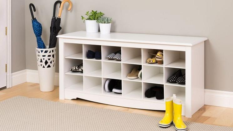 9 shoe storage