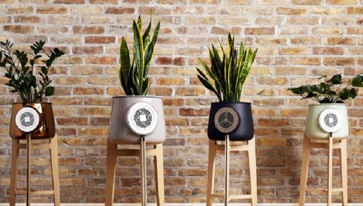 smart plant pot