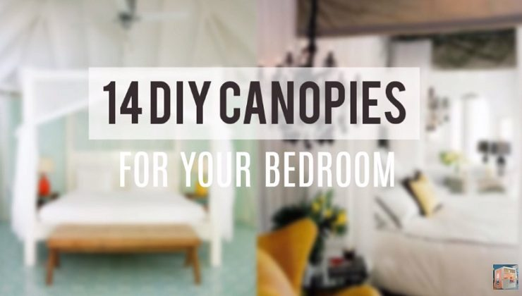14+ Great Canopy Bed ideas for your Home