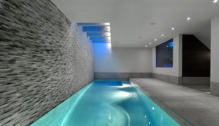Amazing Small Indoor Pool Ideas For