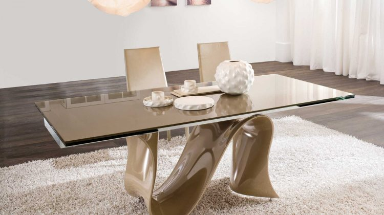 50 Cool Ideas for Modern Dining Table