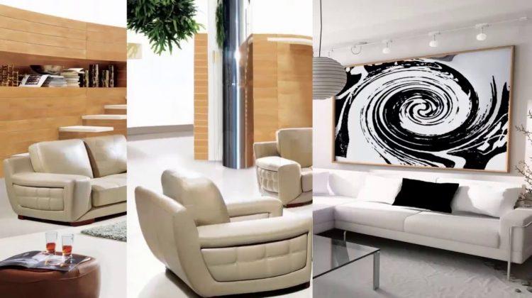 Interior Design — Elegant Art-Filled Condo