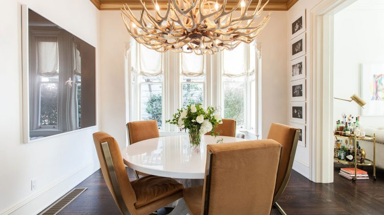 How to Design a Glam, Family-Friendly Home