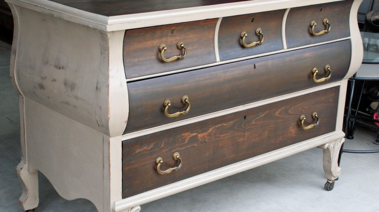 Creative Vintage Inspiration Ideas with Painted Furniture