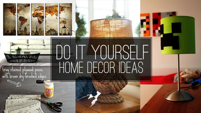 6 Do It Yourself Home D Cor Ideas House Home