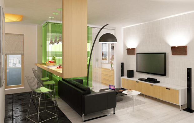 Interior Design Ideas For Small Apartments House And Home