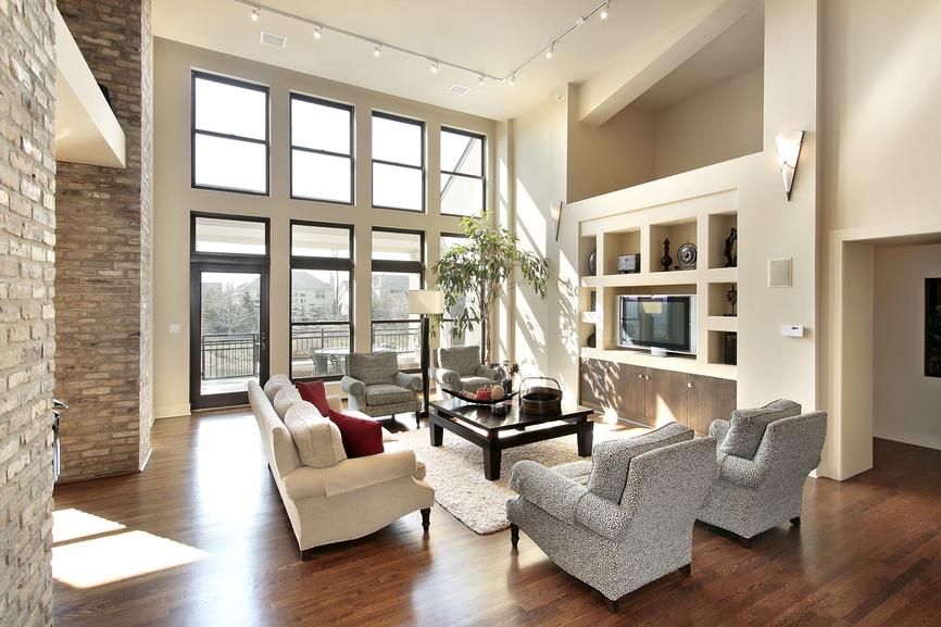 Interior Design How to Design a TwoStorey Family Room House Home
