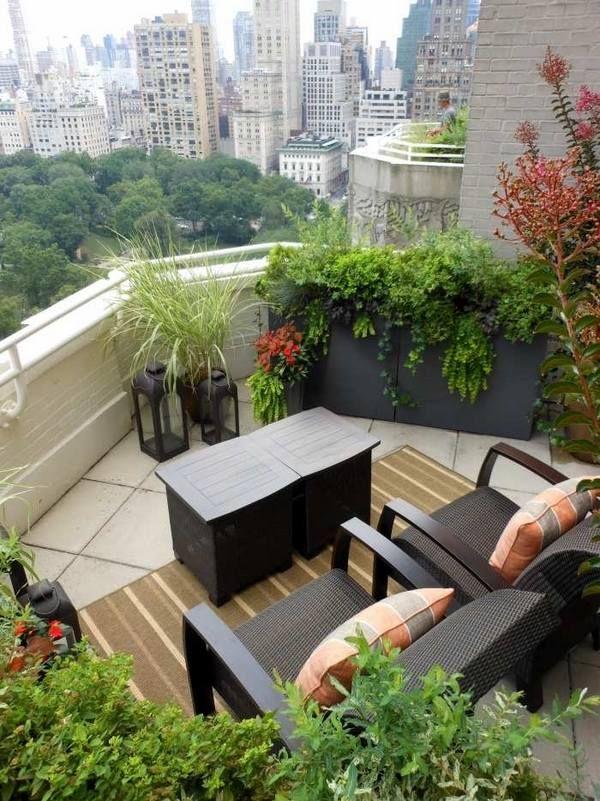 Beautiful Balcony Furniture Design Ideas | House U0026 Home