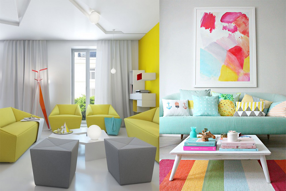 30 Best 2018 Designer Color Combinations for Home Interiors  House & Home