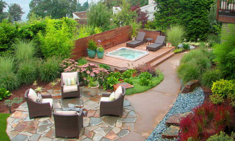 Amazing Home Gardens | Beautiful Landscaping Ideas