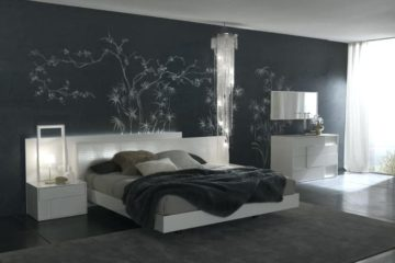 Bedrooms with Grey Walls – Creative Decorating Ideas