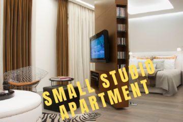 100 Small Studio Apartment Design Ideas 2019