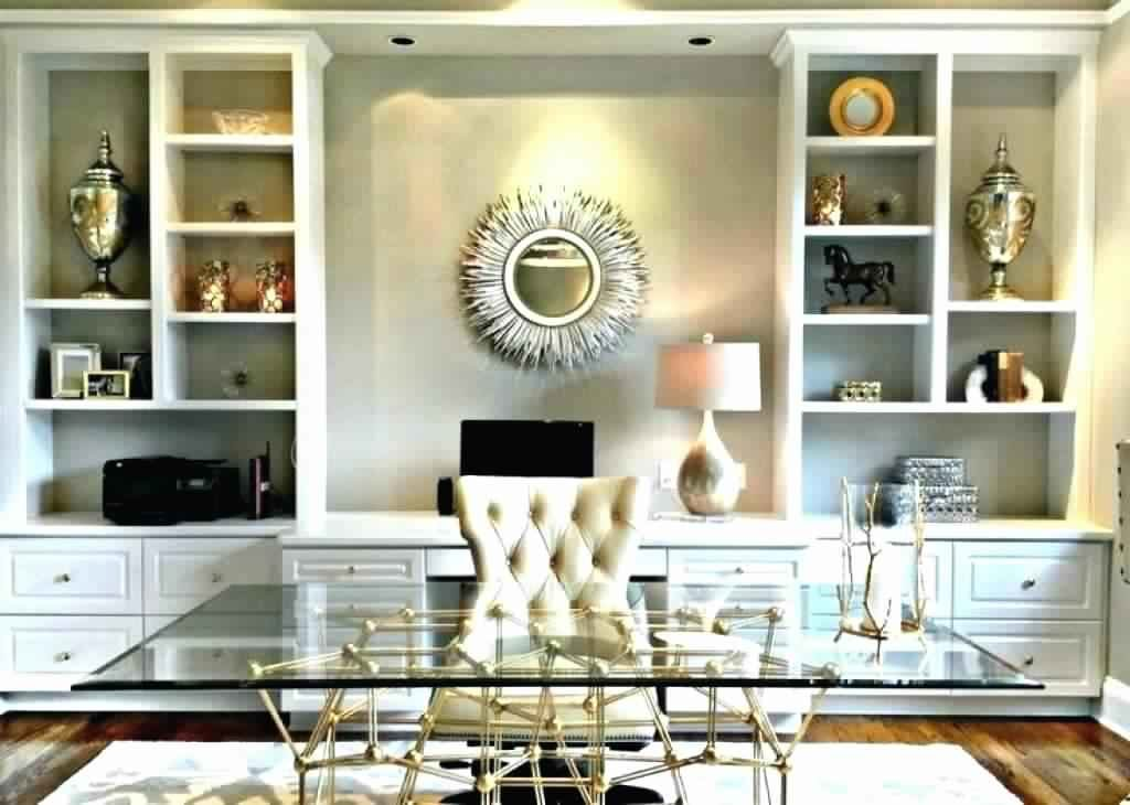 Luxury Home Office Decorating Ideas